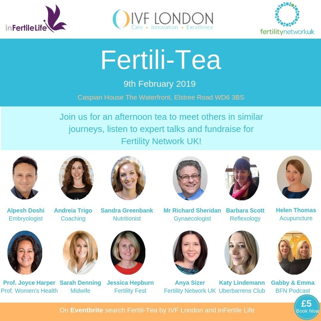 Fertili Tea Speakers