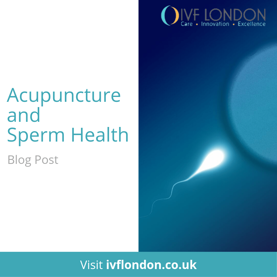 Acupuncture and Sperm Health