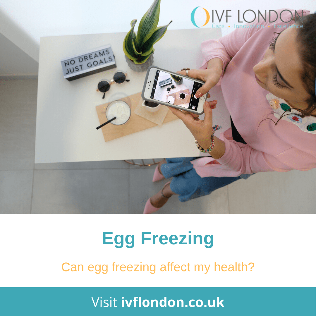 Can Egg Freezing Affect My Health